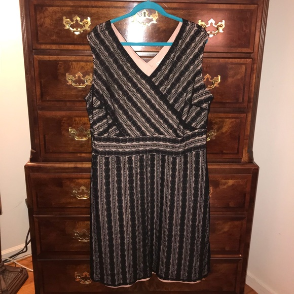 Cocktail dress size 14w